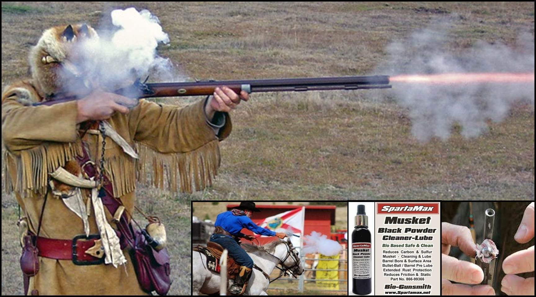 MUSKET IMAGE